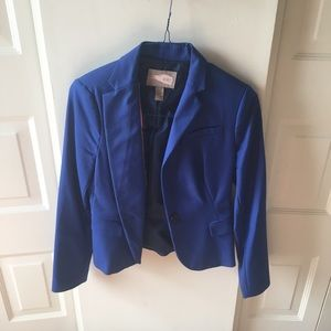 Royal Blue Blazer from Forever 21!